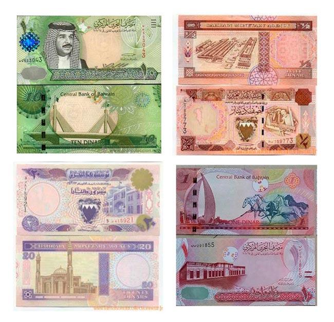 Bahraini Dinar - Global Exchange Brazil