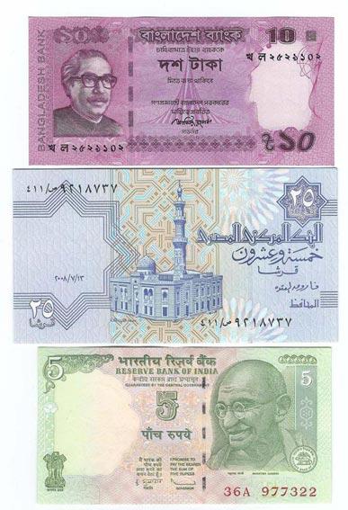 Bangladesh Taka - Global Exchange Brazil