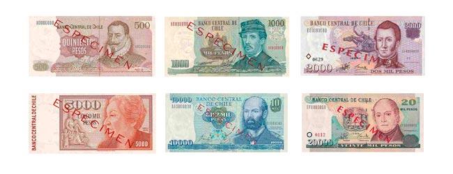Chilean Peso Global Exchange Brazil